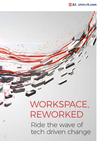 Workspace Reworked JLL Unwork