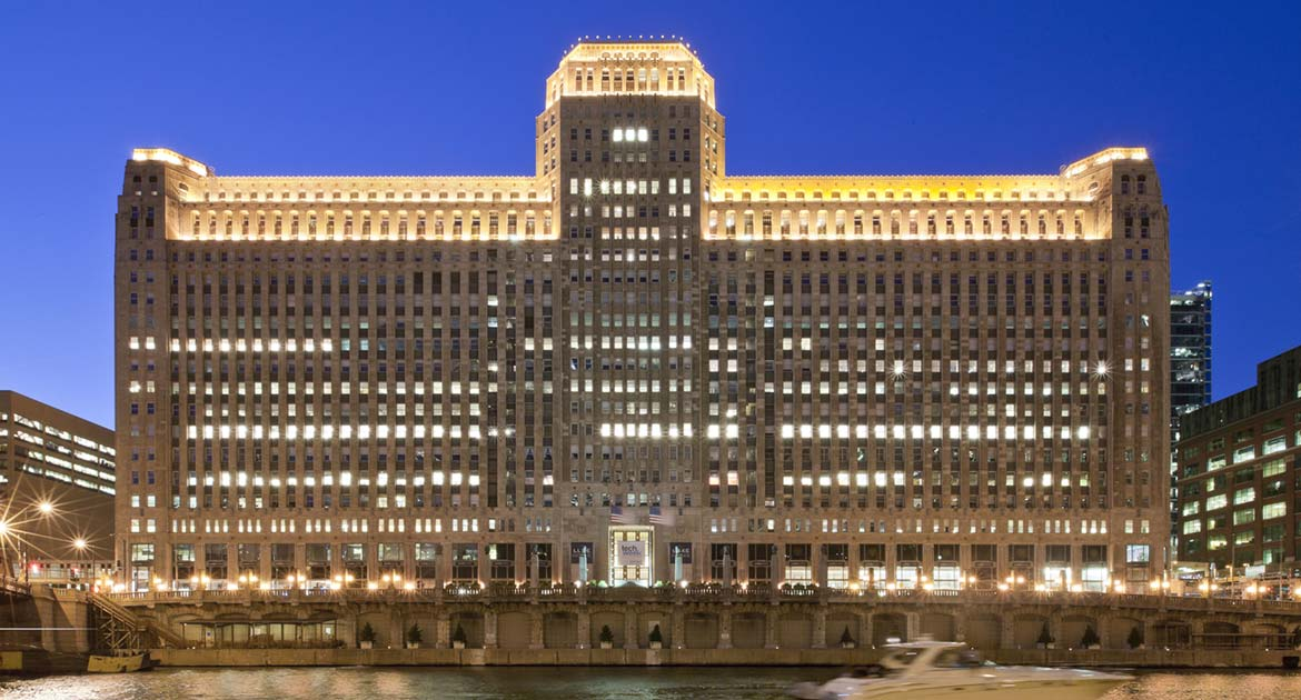 The Merchandise Mart, Chicago